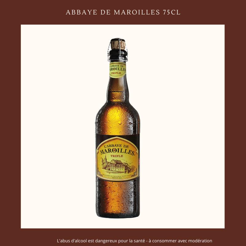 Ch'ti Boutique - Abbaye de Maroilles 75cl