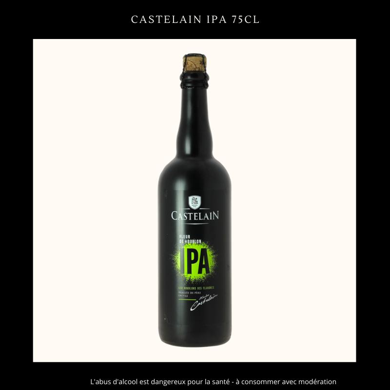 Ch'ti Boutique - Castelain IPA 75cl
