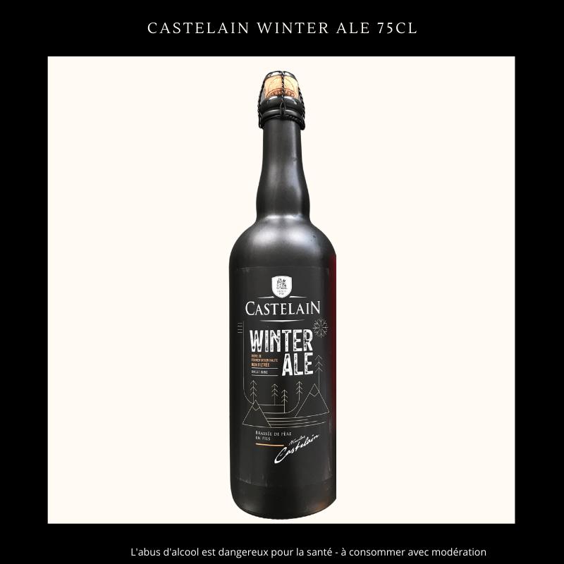 Ch'ti Boutique - Castelain Winter Ale 75cl