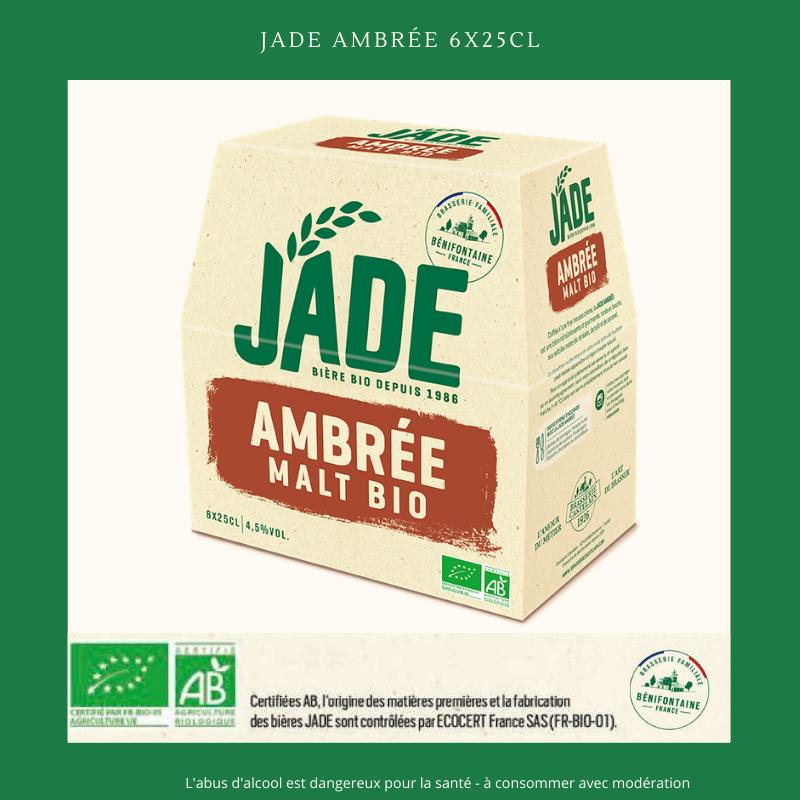 Ch'ti Boutique - JADE Ambrée
