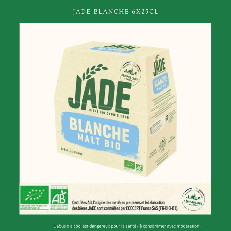 Ch'ti Boutique - JADE Blanche 6x25cl