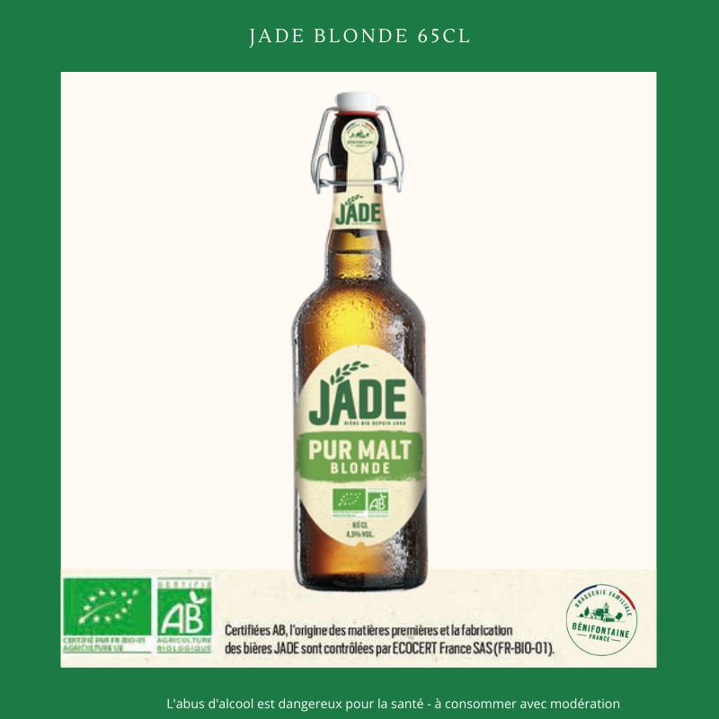 Ch'ti Boutique - JADE blonde 65cl