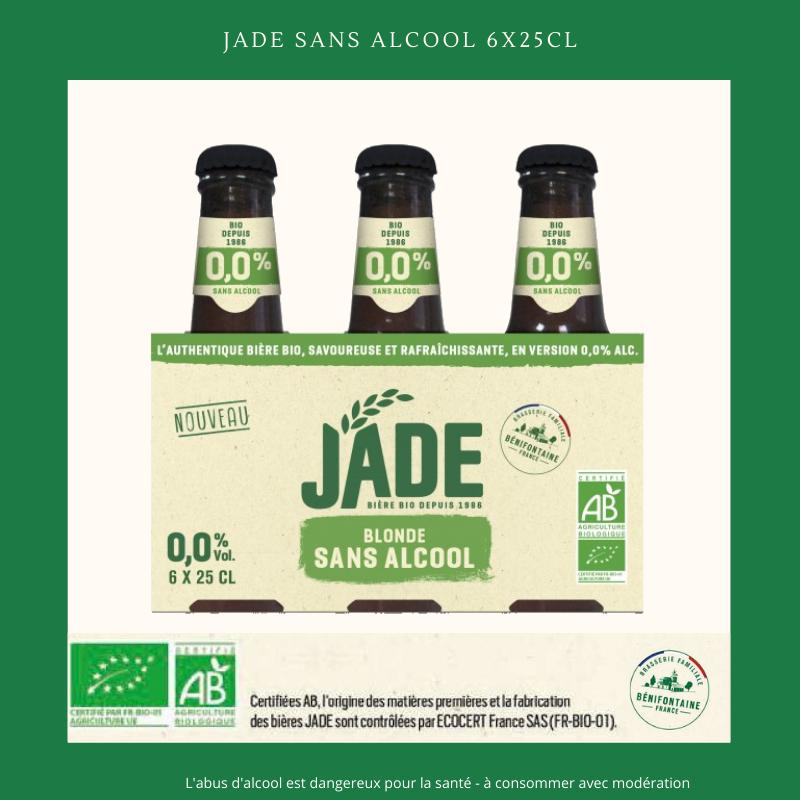 Ch'ti Boutique - JADE blonde sans alcool 00