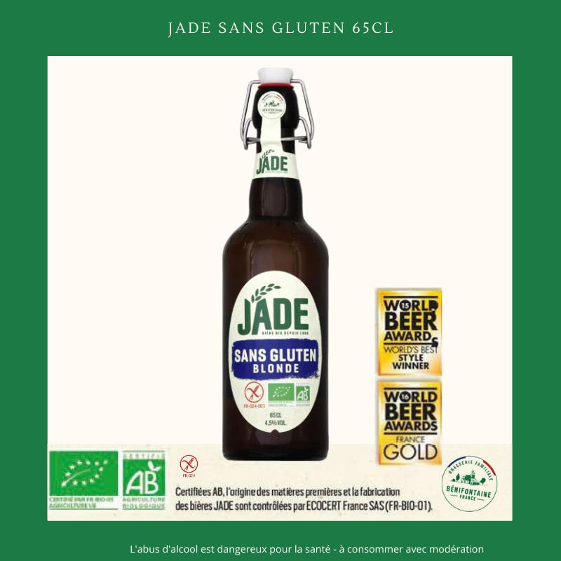 Ch'ti Boutique - JADE blonde sans gluten 65cl