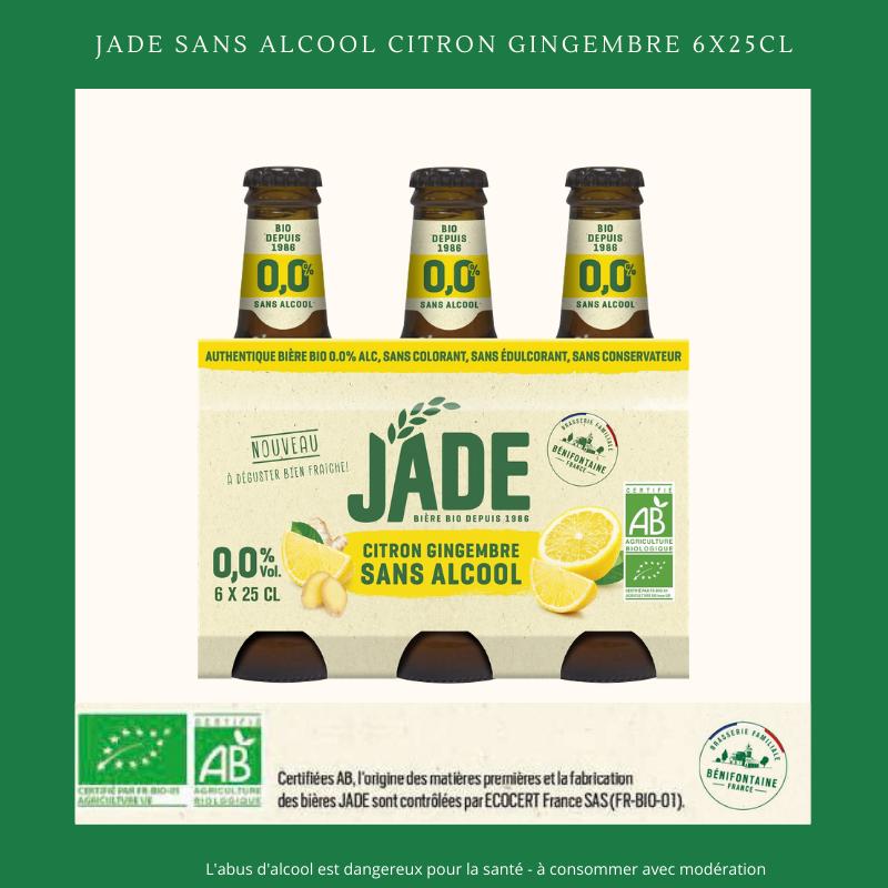 Ch'ti Boutique - JADE citro gingembre sans alcool 00