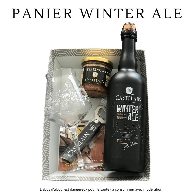 Ch'ti Boutique - Panier Winter Ale