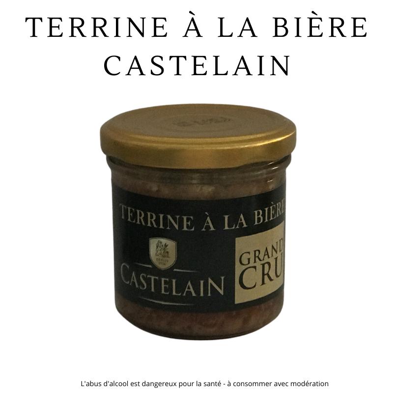 Ch'ti Boutique - Terrine à la Bière Castelain