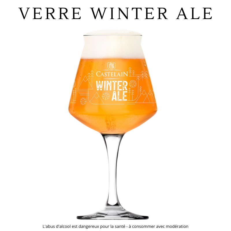 Ch'ti Boutique - Verre Winter Ale