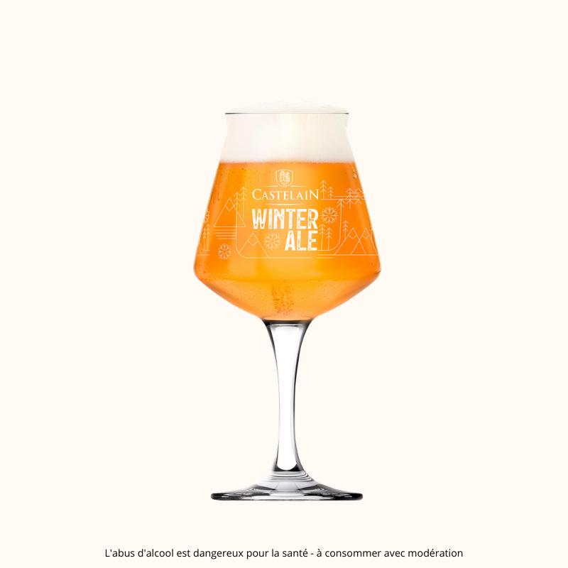 Verre à bière Winter Ale