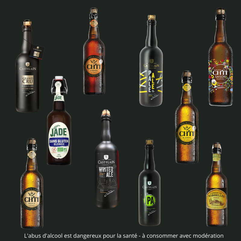 Nos bières