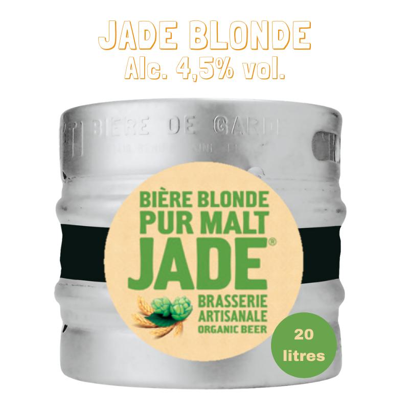 Ch'ti boutique - fut jade blonde